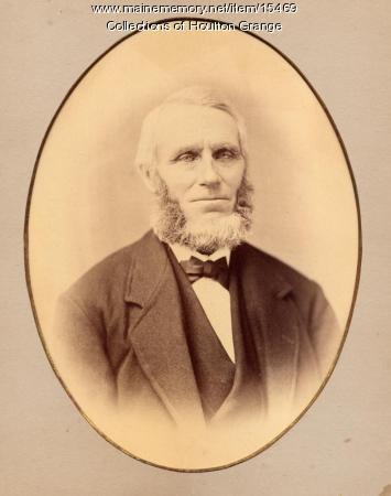 Andrew Porter, ca. 1875