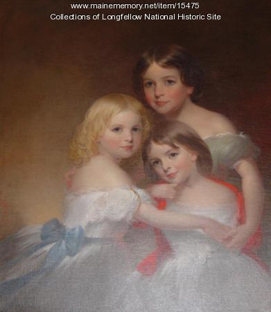 Longfellow's Three Daughters