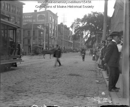 Congress Street, Portland, 1901