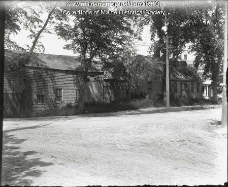 Eldridge House, Portland, ca. 1900