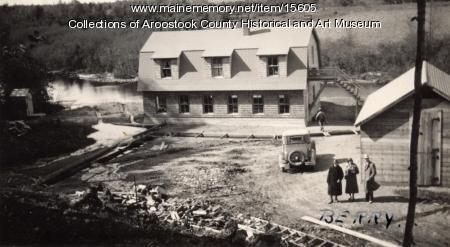 Littleton Fish Hatchery, ca. 1920