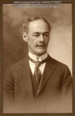 Harry Hayman Cochrane, Monmouth, ca. 1905