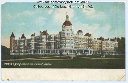 Poland Spring House, Poland Spring, ca. 1910