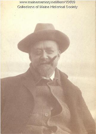 Walter Bailey, Portland, ca. 1910