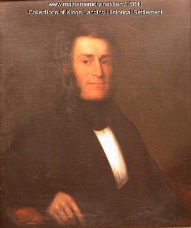 James A. MacLauchlan, New Brunswick, ca. 1840