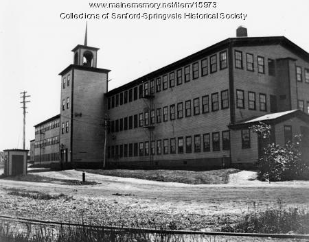Old #4, Sanford Mills