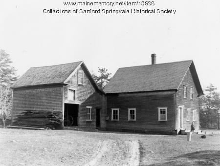 House on School Street, Sanford