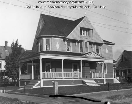 54 School Street, Sanford