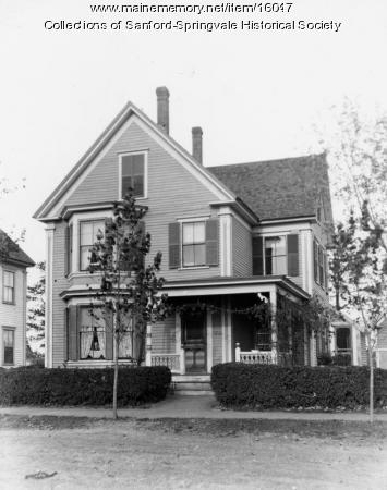 86 School Street, Sanford (Formerly 70 School St.)