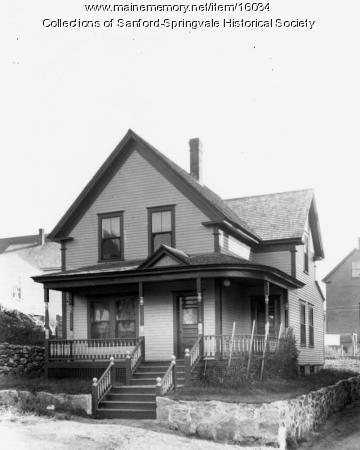 Possibly Brook Street, Sanford (photo 1 of 3)
