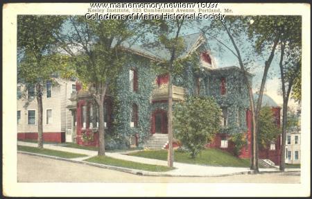 Keeley Institute, Portland, ca. 1920