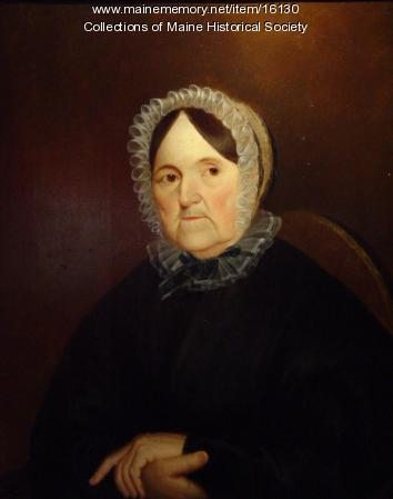 Sally Sayward Barrell Keating Wood, ca. 1820