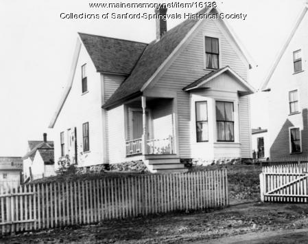 34 Brook Street, Sanford (Formerly 24 Brook Street)