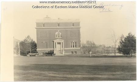 Medical Building, Eastern Maine General Hospital, 1916