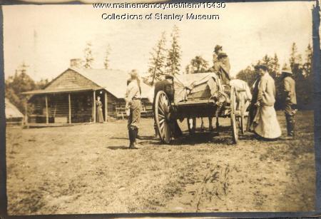 Buckboard, Eustis, ca. 1906