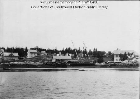 Deacon's Harbor on Clark Point, Southwest Harbor