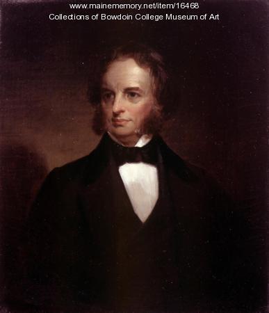 Portrait of Henry Wadsworth Longfellow, 1859