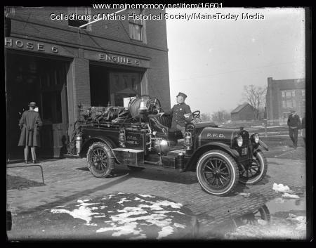 Hose 6, Portland, ca. 1924