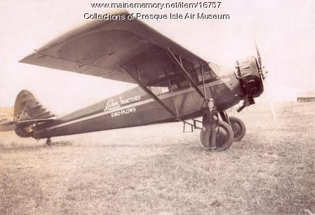 Mono Aircraft Company, Presque Isle, 1935