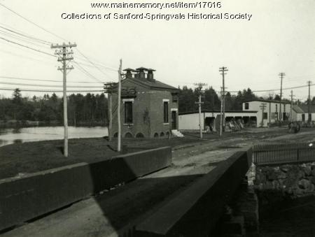 Power House, Sanford, ca. 1910