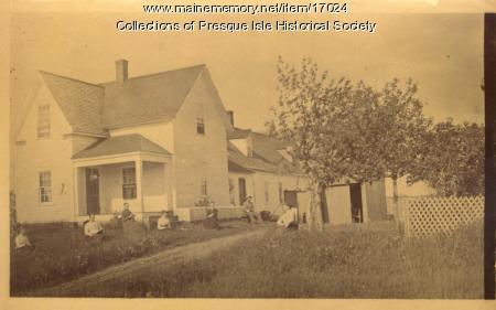 Presque Isle residence, ca. 1900