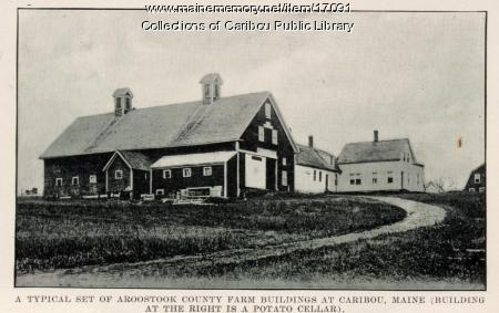 Farm, Caribou, ca. 1910