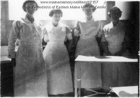 Nurses in the OR, Eastern Maine General Hospital