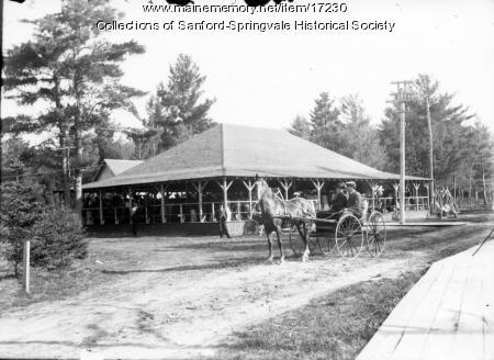 Casino, Old Falls Park, ca. 1900