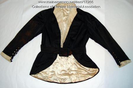 Jacket worn by Lillian Nordica