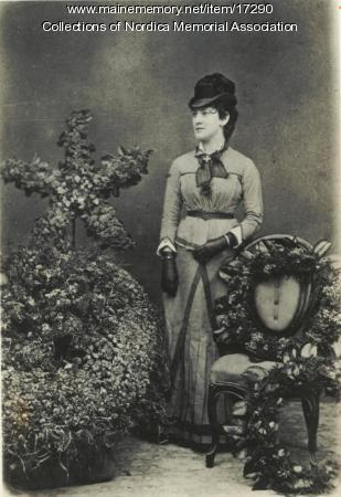 Lillian Nordica, 1878