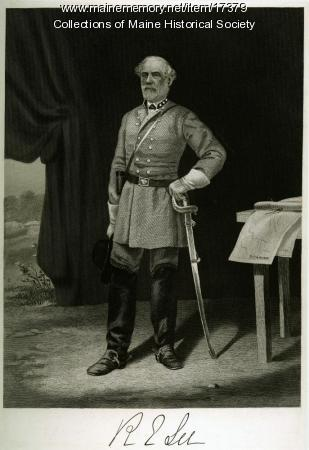 General Robert E. Lee, ca. 1865