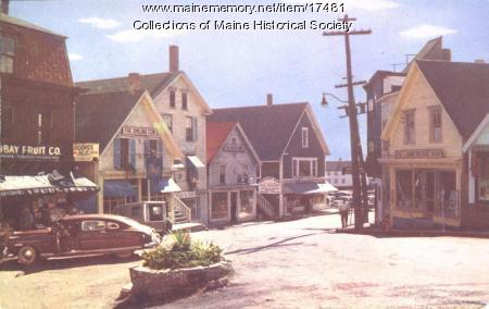 Boothbay Harbor, ca. 1950