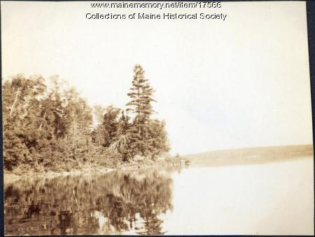 Perfect day, Lobster Lake, 1909
