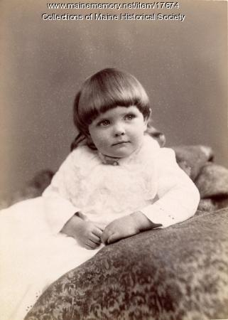 Ida Merriman, ca. 1890