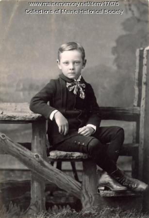 Willard S. Merriman, ca. 1890