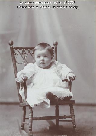 Arthur Stanwood, Brunswick, 1893