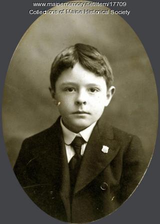 Arthur H. Stanwood, Brunswick, ca. 1903
