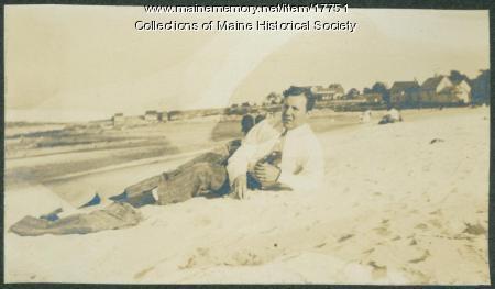 Leroy Nason, Willard Beach, 1911