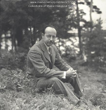 Paul White, Eastern Music Camp, ca. 1932