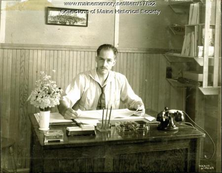 Francis Findlay, Eastern Music Camp, 1931