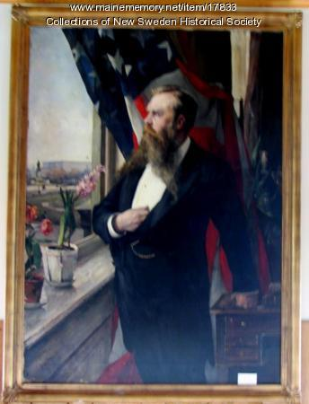 Portrait of William W. Thomas