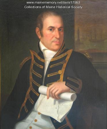 Commodore Edward Preble, ca. 1805