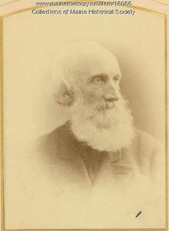 Abner Lowell, Portland, ca. 1880