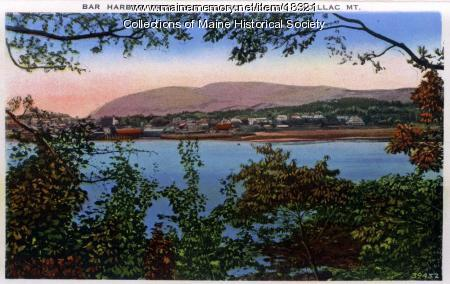 Bar Harbor, ca. 1930