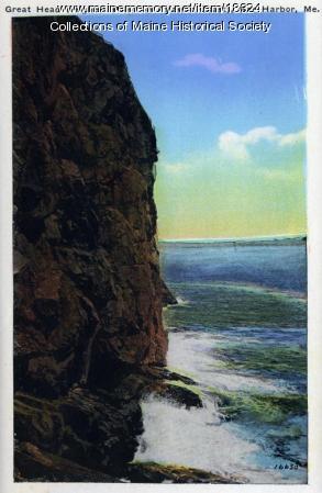 Great Head, Mt. Desert Island, ca. 1930