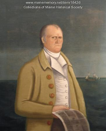 William McLellan Sr., Portland, ca.1800