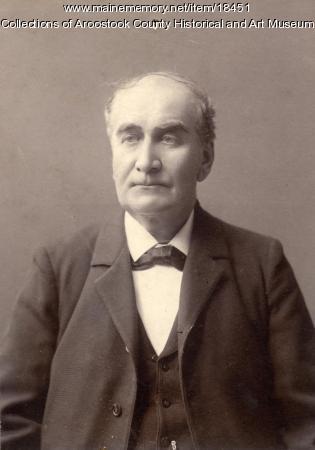 John C. Seeley, Houlton, c. 1910