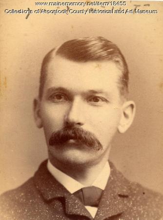 Lyman B. Merritt, Houlton, c. 1890