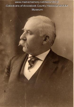 John Watson, Houllton, ca. 1890