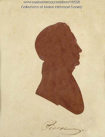 George Washington Pierce, ca. 1832